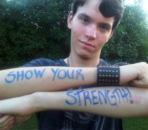 Show Your Strength